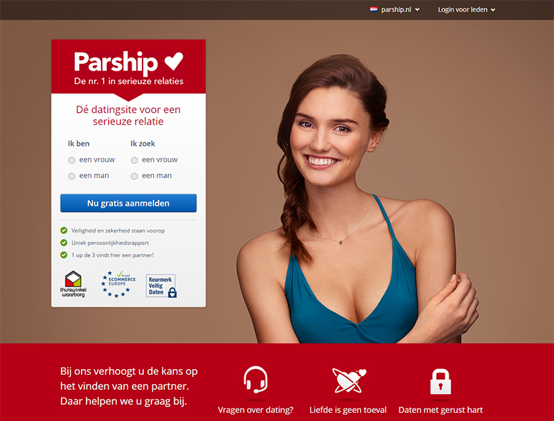 Dating visuele nieuwe PC